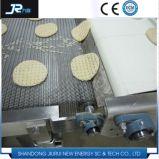 Ineinander greifen-Bandförderer für Plätzchen-und Brot-System