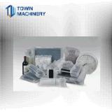 Bolsa de la columna de aire automática máquina de envasado para frutas y vino/equipos electrónicos
