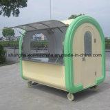 Qualitäts-mobile Nahrungsmittelkarre, Nahrung Van/Kiosk Jy-B34