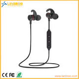 2018 haut de vendre des écouteurs Bluetooth stéréo sans fil de la musique avec le contacteur du capteur magnétique