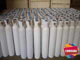 medizinische 43L Sauerstofflaschen mit Ventilen O2
