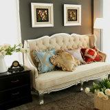 Descanso decorativo romântico da princesa Throw para a HOME do presente de casamento do sofá do sofá