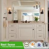 Module de salle de bains américain en bois solide