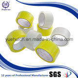 Sans bulles BOPP Clear Transparent Adhesive Packing Tape