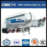 Cimc 3 acoplado a granel del cemento del árbol 50cbm para la venta caliente