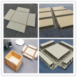 波形を付けられる専門家CNC -ボードのカートンのパッケージの打抜き機
