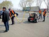 Máquina de rellenar de la grieta de la carretera de asfalto del acoplado del generador de Honda