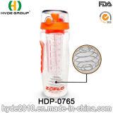 бутылка воды Infuser плодоовощ 32oz Tritan, пластичная бутылка Infuser плодоовощ спорта (HDP-0765)