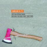La maniglia del tubo d'acciaio H-75 Multi-Usa l'ascia