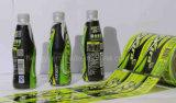 Farbe vier druckte Belüftung-Kennsatz (wärmeempfindlichen Film)