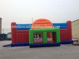 Cour de jeu gonflable de vente chaude de sports, parties de football