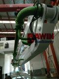 Crescimento de colocação concreto móvel do reboque da aranha com de controle remoto sem corda