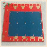 Silicone térmico da almofada da luz de rua do diodo emissor de luz