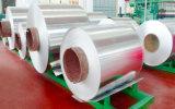 papier d'aluminium de ménage de catégorie comestible de 8011-O 0.010mm pour le poulet rôti