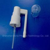 Bomba oral do pulverizador do aplicador longo do giro para o frasco de vidro