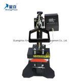 Máquina de la prensa del calor del casquillo/del sombrero de Digitaces para la impresión del anuncio de DIY