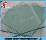 vidrio del vidrio de flotador del claro de 2-19m m/flotador/vidrio claro con el certificado de la ISO