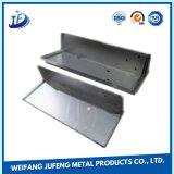 Metal de folha de alumínio da precisão do OEM que carimba para componentes elétricos