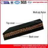 Nastro trasportatore di gomma della tessile con nylon multistrato