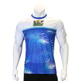 Tee-shirt personnalisé dry fit T-shirt imprimé les vêtements de sport T-Shirt Homme