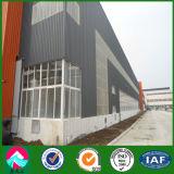 Gruppo di lavoro della struttura d'acciaio di basso costo con la gru