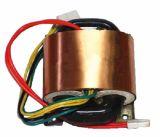 Transformateurs d'alimentation secs du faisceau de ferrite R avec le bâti de PBT