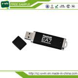 Vrije Aandrijving 2.0 van het Geheugen van de Flits USB van het Embleem Plastic Schijf USB