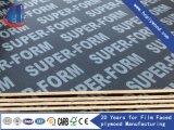 12mm/15mm/16mm/18mm película de alta qualidade confrontada Madeira contraplacada/madeira contraplacada marinho/Filme Finger-Joint enfrentou o contraplacado para construção