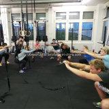 Wasserdichte Wohneignung-Gymnastik-Gummibodenbelag für Gymnastik-Raum