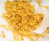 Choco céréales pour petit déjeuner des flocons de maïs de la machine Ligne de traitement