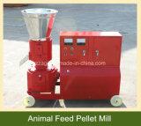 De kleine Korrel die van de Hondevoer van het Gevogelte van de Machines van het Landbouwbedrijf Dierlijke Machine maken