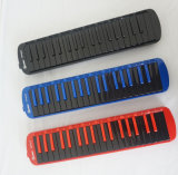 Chine Melodica Factory Black Red Color 37 Key Melodica