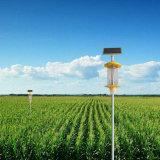 Insecto Plaga de mosquitos solar Luz Killer para cultivos agrícolas de la agricultura orgánica