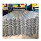 Aluminiumzink-Beschichtung-gewölbtes Stahldach-Blatt