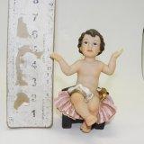 Hete Verkoop de Baby Jesus Doll voor de Decoratie van Kerstmis