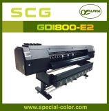 Impressora de Grande Formato Solvente 1,8 m com dupla Dx5 Chefe