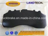 Тележка Eurotek/Landtech разделяет пусковую площадку тормоза Wva 29087/29202/29278/29253