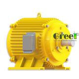 1kw 150rpmの磁気発電機、3段階AC常置磁気発電機、低いRpmの風水使用