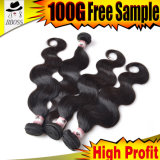 Best Selling Malaysian Remy Produtos de cabelo