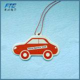 Ambientador de aire promocional del coche del papel del regalo