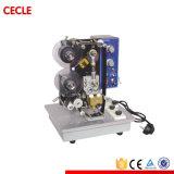 De pequeño tamaño, Electrice el código de la bolsa de máquina de impresión