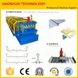 máquina de formação de rolos zipado