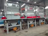Capacité 5 t/h la poussière de bois de la machine de traitement du bois de la machine