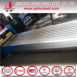 Tôle d'acier ondulée de zinc de Hdgi JIS G3302 pour la toiture