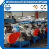 生物量の木製の餌の製造所容量1-10tphとセリウム公認DIN