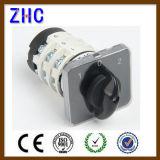 Lw31-50 1-0-2 interruttore di cambiamento automatico di corrente elettrica di 2 Pin