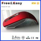 2.4G 3D vervollkommnen Entwurf für ergonomische drahtlose Mäusephotoelektrische Maus