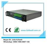 Fullwell, 32 Wdm EDFA di Ports FTTX Gpon con Dual Power Supply (WAP-1550H-32X18)