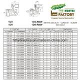 Edelstahl-Adapter von der China-Fabrik mit unterschiedlichem Preis (1c9/1d9-Rnw)