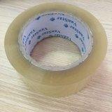 Cinta transparente adhesiva del lacre de la fábrica BOPP de China para el embalaje